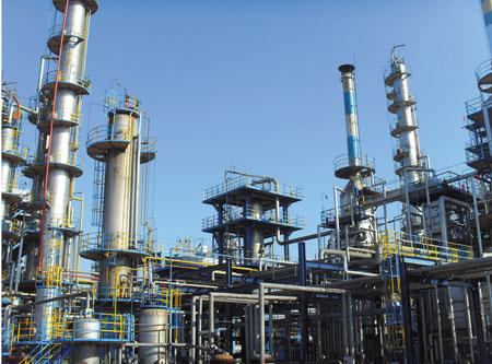 鑫泰石化加氢装置